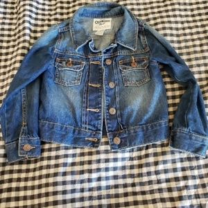 Osh gosh Jean jacket